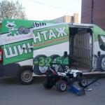 Шиномонтажка в Санкт-Петербурге 24 часа