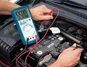 Обслуживание автомобильных аккумуляторов