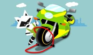 Шиномонтаж для мотоциклов
