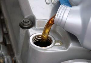 Автомобильные моторные масла